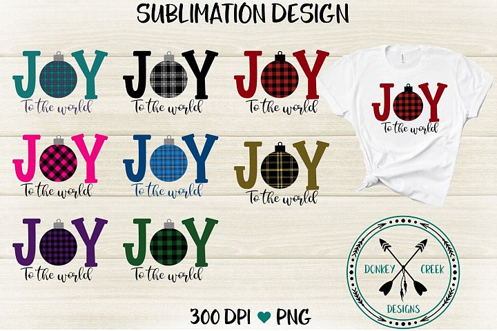 Christmas Joy Sublimation Bundle