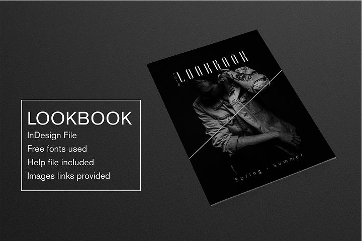 Fashion Lookbook/Catalog
