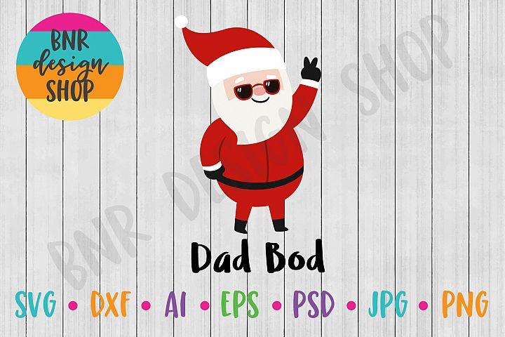 Christmas SVG, Santa SVG, SVG Files, DXF