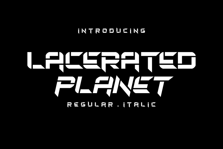 Lacerated Planet