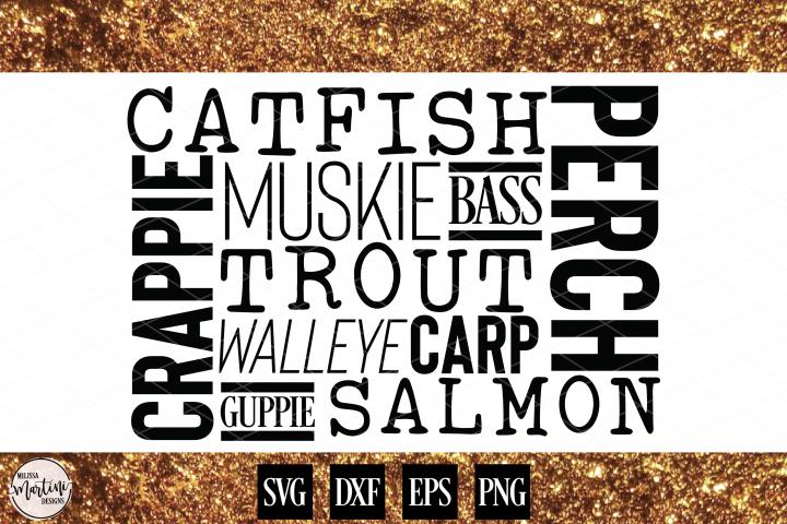 Fishing Fish Lover Design
