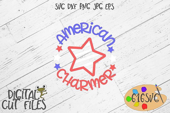 American Charmer SVG