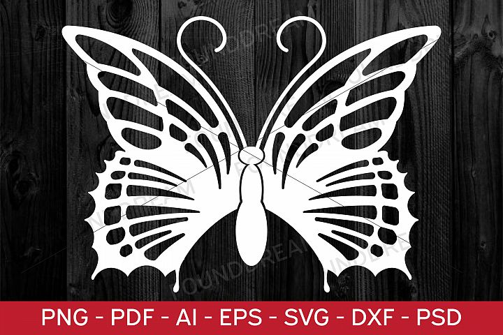 ButterFly SVG file