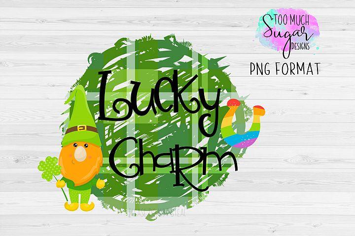 St Patricks Day Design / Leprechaun / Sublimation /Printable
