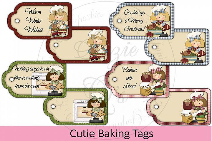 Baking Cutie Tags