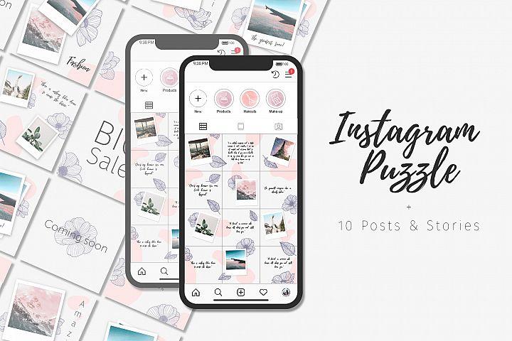 Instagram Puzzle | Posts & Stories
