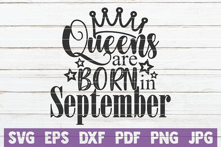 Queens Are Born In September example image 1