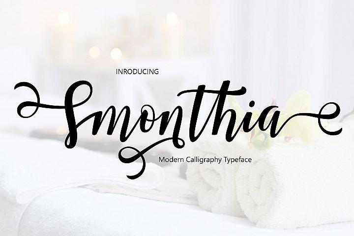 Smonthia Script