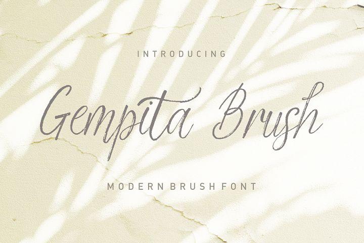 Gempita Brush