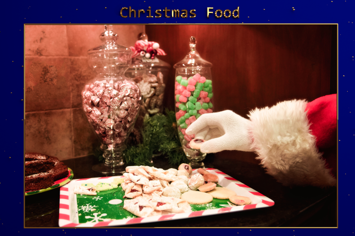 XMAS - Christmas Food Lr Presets