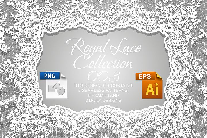 Royal Lace Collection Part 003