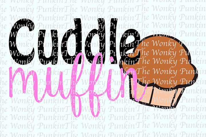 Cuddle Muffin SVG