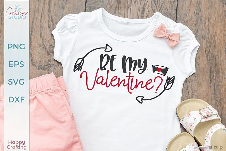 Be Mine Valentine? - Valentines Day Craft File