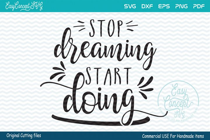 Stop Dreaming and Start Doing SVG