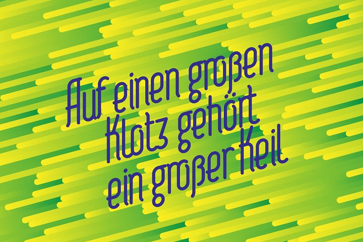 Font&furious example image 5