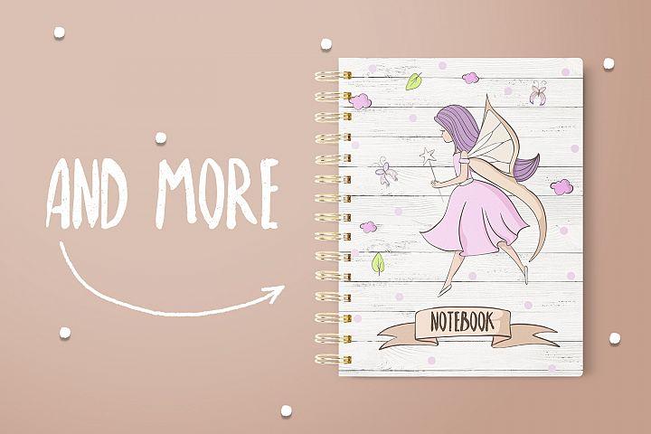 Fairies - Free Design of The Week Design 4