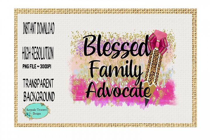 Blessed Family Advocate