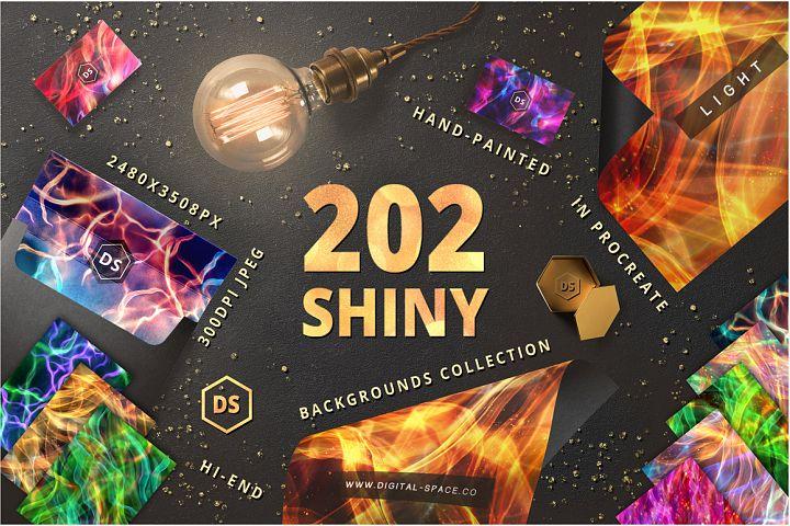 202 Shiny Backgrounds