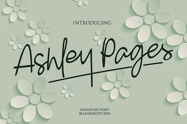 Ashley Pages