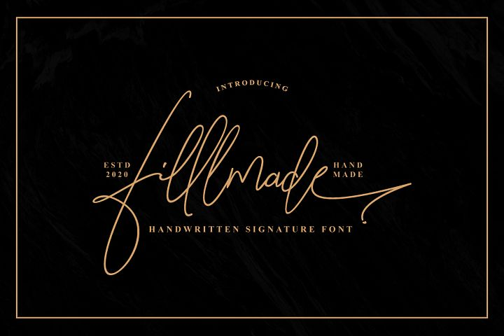 Fillmade Signature