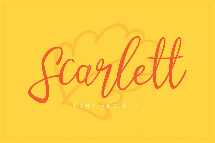 Scarlett Font example image 1