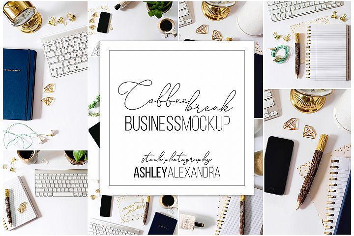 Coffee Break Business Mockup Bundle
