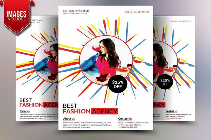 Fashion Flyer Templates