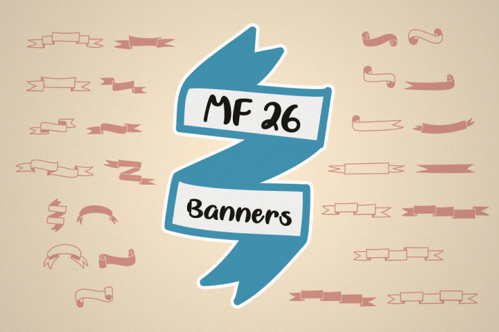 MF 26 Banners