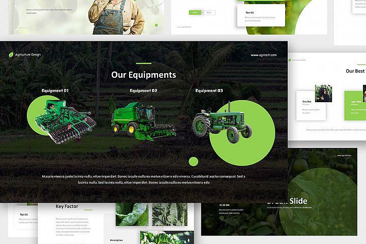 Agritech - Agriculture Google Slides