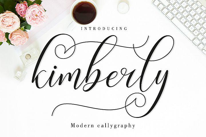 Kimberly Script