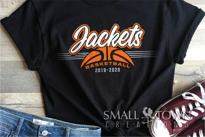Jackets, Basketball, Sport, Design, Logo, PRINT, CUT, DESIGN