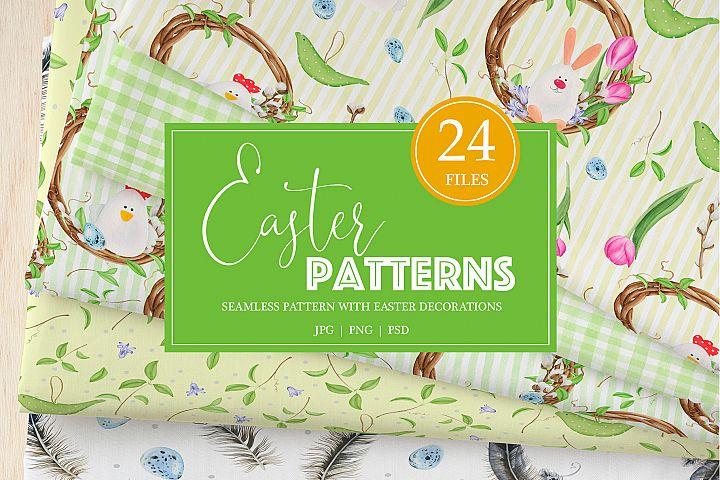 Eastern patterns