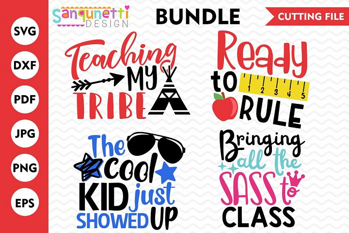 School Bundle, SVG Bundle, Back to school, School SVG