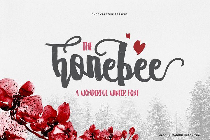 HoneBee Font