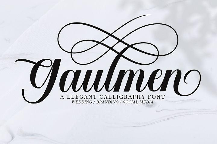 Gaulmen Script