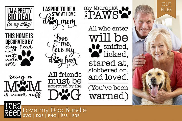 Love my Dog Bundle