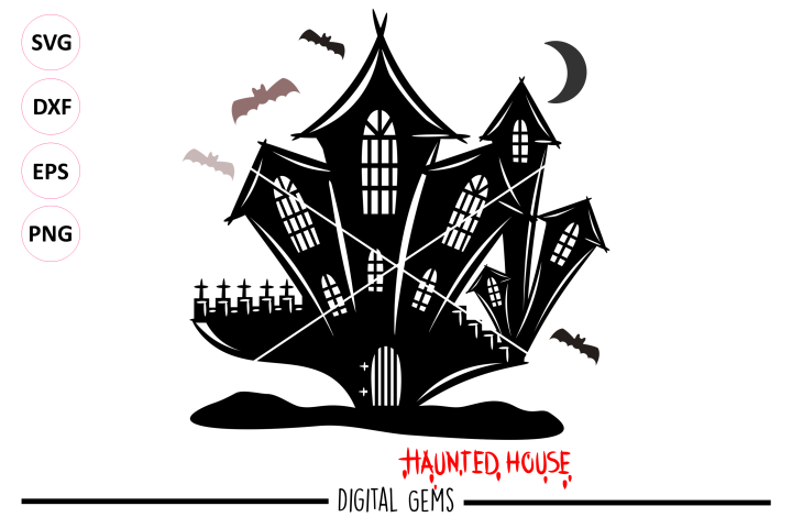 Haunted house, Halloween
