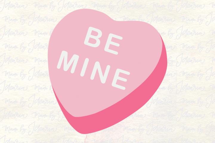 Be mine svg, sugar candy svg, valentines svg, valentines day svg, valentine heart svg, valentine candy svg, candy hearts svg, valentines dxf