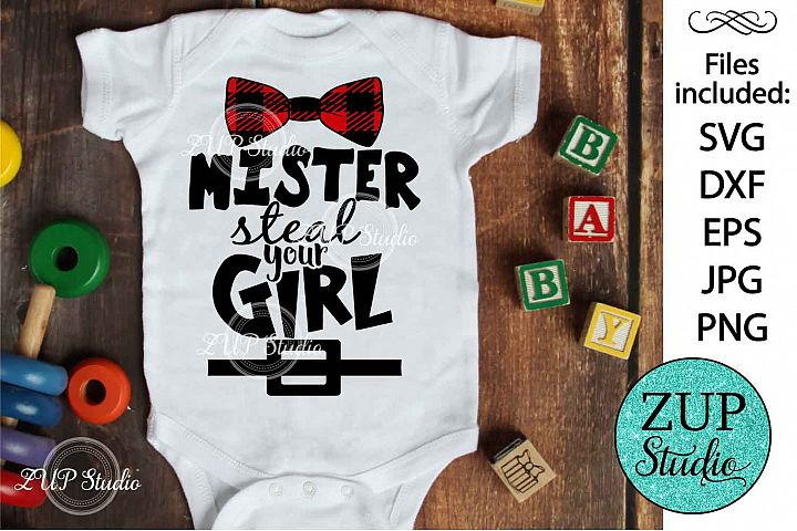Mister steal your girl SVG Digital Design Cutting file 359