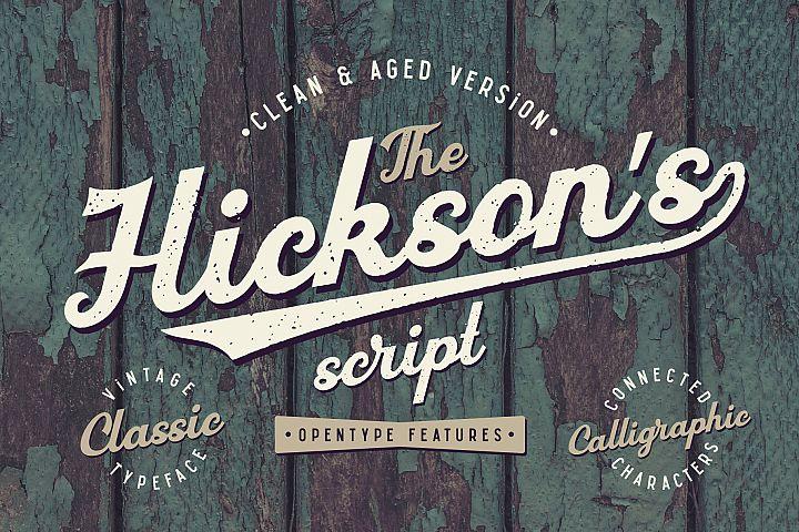 Hicksons Script Bonus