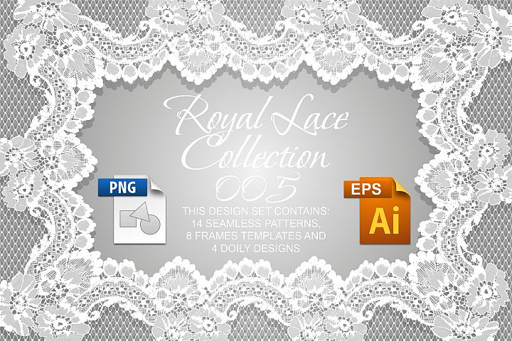 Royal Lace Collection Part 005
