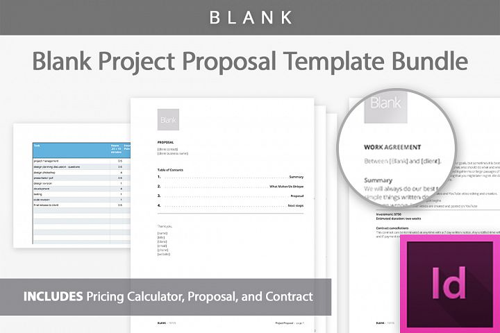 Project Proposal Template Kit