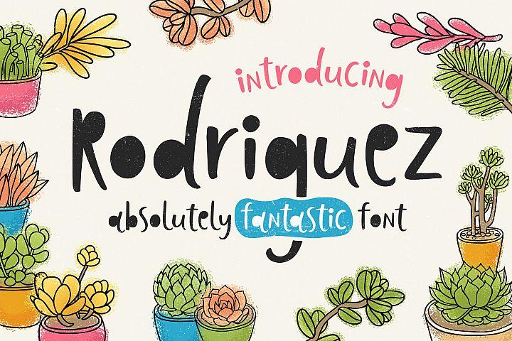 Rodriguez Font