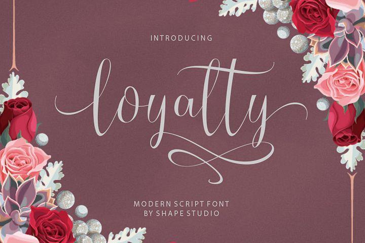 Loyalty Script