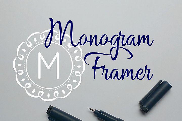 Monogram Framer