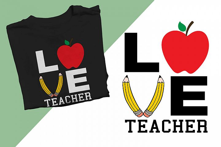 LOVE Teacher Printable