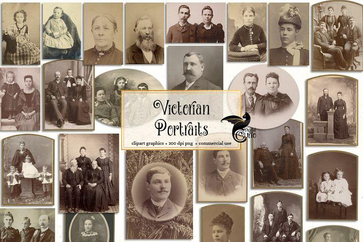 Victorian Portraits example 2