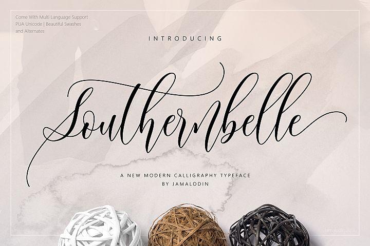 Southernbelle Script