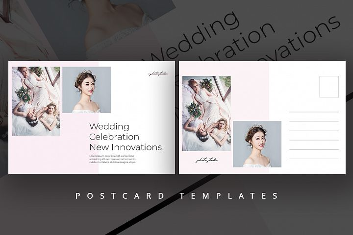 Wedding Celebration Postcard