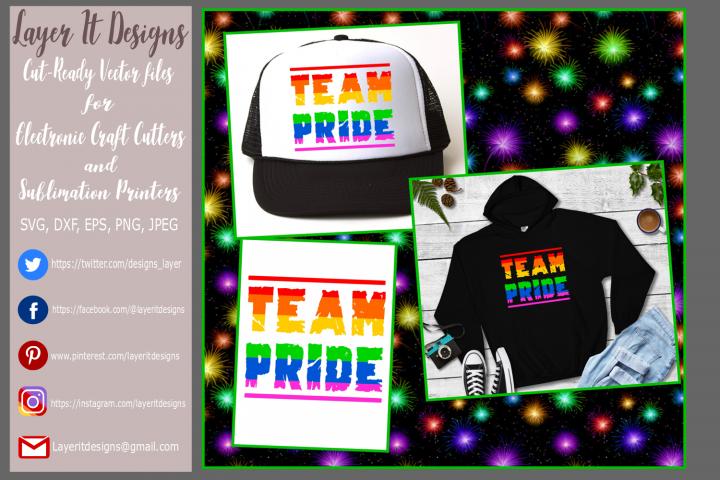 Team Pride Design file
